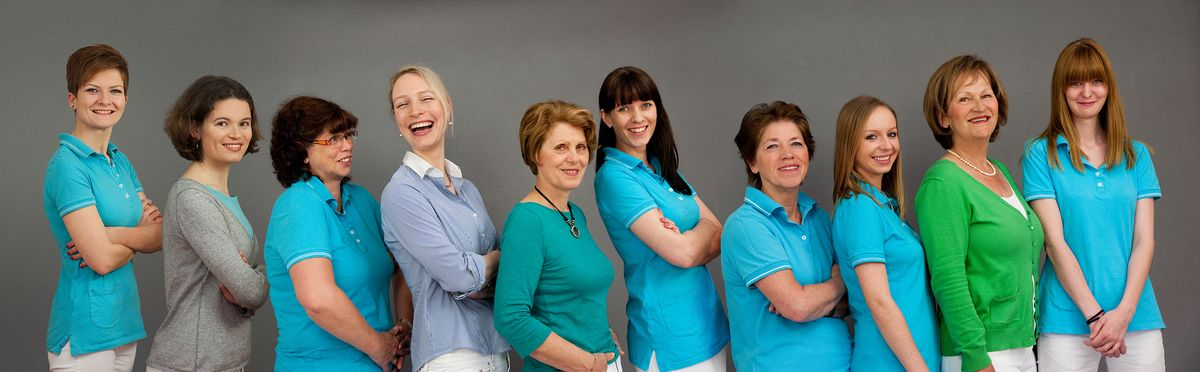 Praxisteam Hausarztpraxis Dr. Datzer + Dr. Eicher + Dr. Flum in Eppelheim